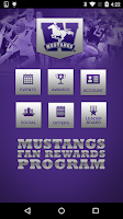Screenshot of Western Mustangs Fan Rewards