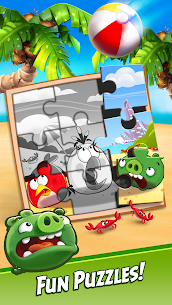 Angry Birds Blast MOD (Unlimited Moves) 5