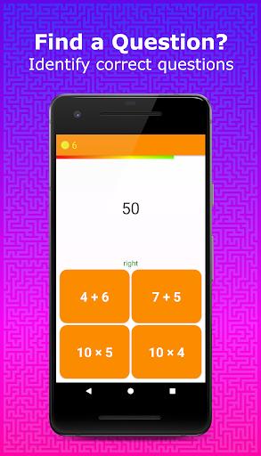 Tricky Math   Brain Training Games android2mod screenshots 14