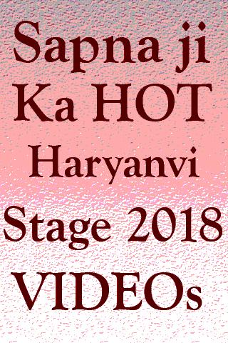 Screenshots of SAPNA Dancer 2018 Video Songs : Latest New Dance for iPhone