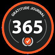 365 Gratitude: Diary, Journal, Grateful