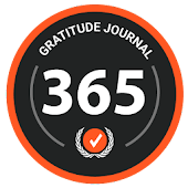 365 Gratitude Journal: Questions, Grateful Quotes