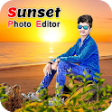 Sunset Photo Editor icon