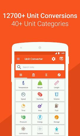 Unit Converter Premium 2.1.15 APK