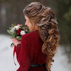 Wedding photographer Yana Krutikova (IanaKrutikova). Photo of 19.02.2018