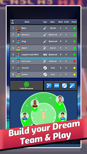 All Star Cricket 1.1.59 screenshots 4