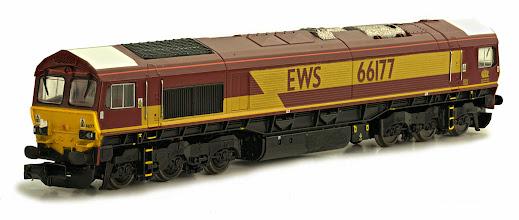 Photo: 2D-007-003  Class 66