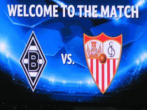 Photo: CL-Heimspiel Sevilla 25.11.2015