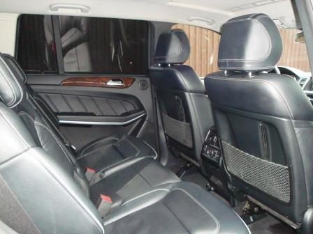 Mercedes-Benz GL в Екатеринбурге