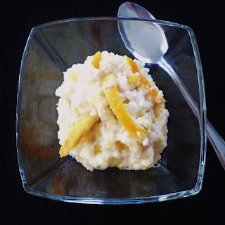 Slow Cooker Whole Orange Rice Pudding Recipe
