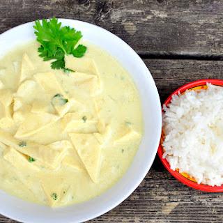 Vegan Green Thai Curry Recipe