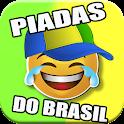 Top Piadas + Aí Paaah Tirinhas icon