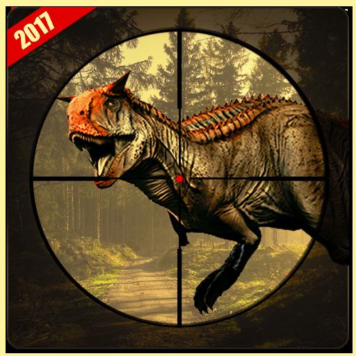 Real Dino Jäger - Jurassic Abenteuer Spiel