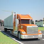 Truck simulator 3D 2014 Icon