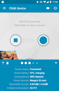 Dormi - Baby Monitor- screenshot thumbnail