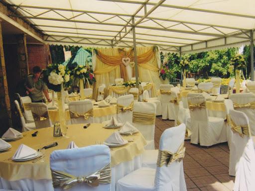 Терраса для свадьбы