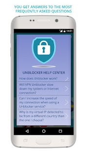Vpn Free Unblocker unlimited- screenshot thumbnail