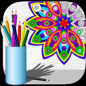 mandala kleurplaten inkleuren