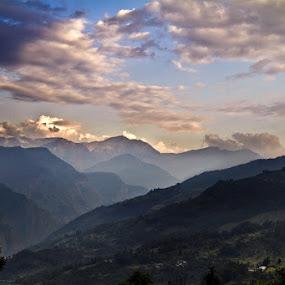 Nature by Soumen  Basu Mallick - Landscapes Mountains & Hills