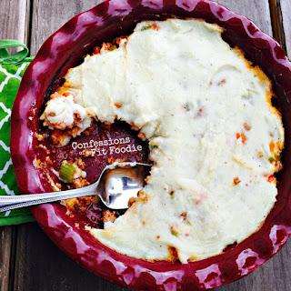 Healthy Shepherd's Pie {21 Day Fix}.