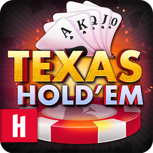Texas Holdem Poker by Huuuge 博奕 App LOGO-硬是要APP