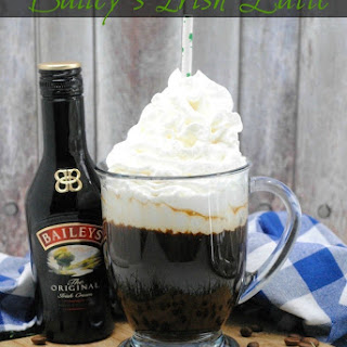 Bailey's Irish Latte
