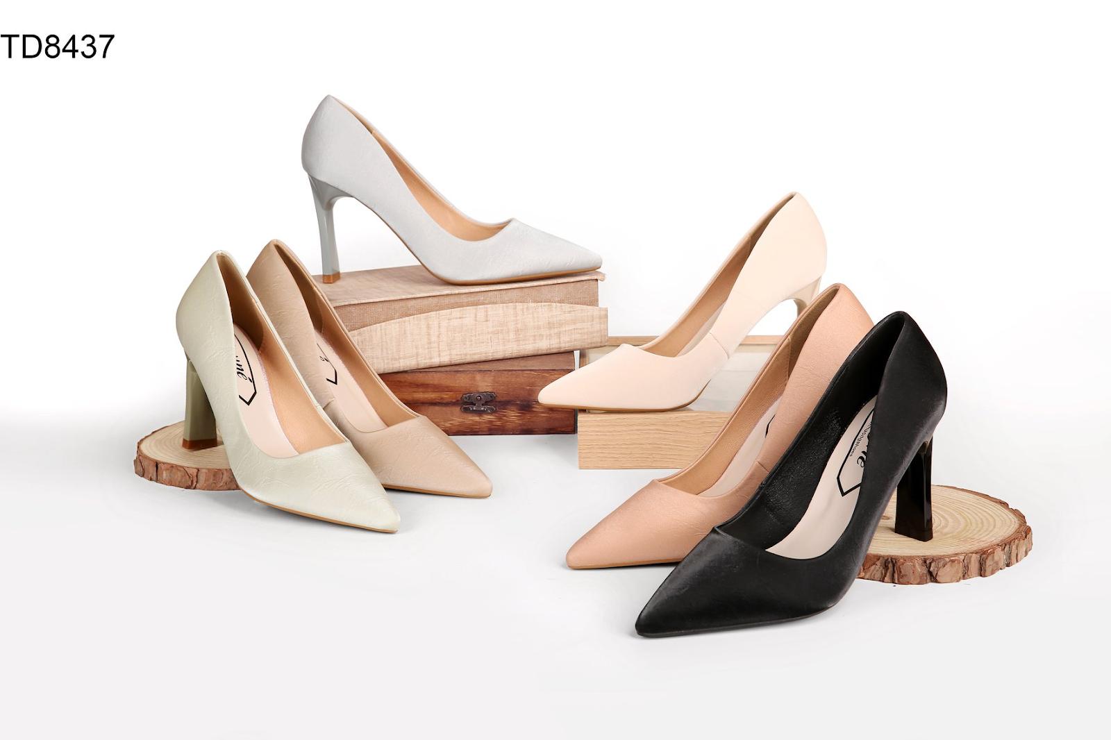 Định hướng kinh doanh kết hợp với các nguồn sỉ giày cao gót