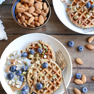 Grain-Free Hazelnut Flour Waffles Recipe