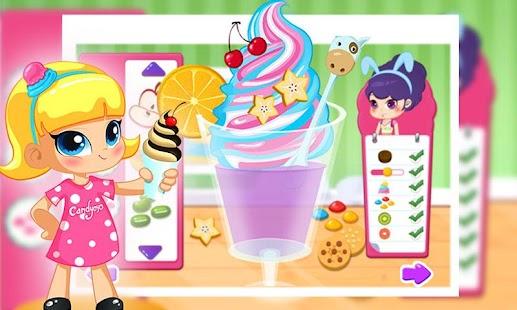 بستنی ساز بچه ها