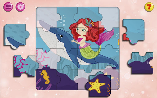 Kids Puzzles Game for Girls & Boys filehippodl screenshot 10