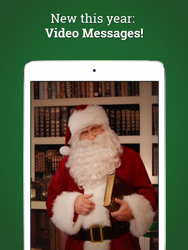 Message from Santa!  video, phone call, voicemail 3.0.7 screenshots 2