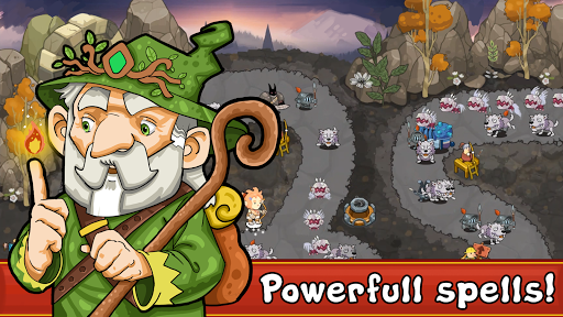 Tower Defense Kingdom: Advance Realm apkpoly screenshots 5