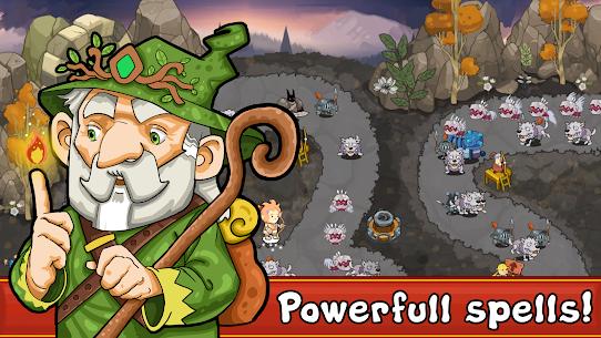 Tower Defense Kingdom: Advance Realm Mod Apk 3.1.5 (1 Hit/Unlimited Money) 5