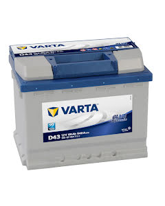 Batteri D43 Blue Dynamic - 60Ah