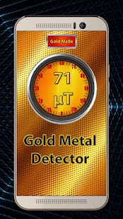 Gold Detector Scanner For Android - náhled