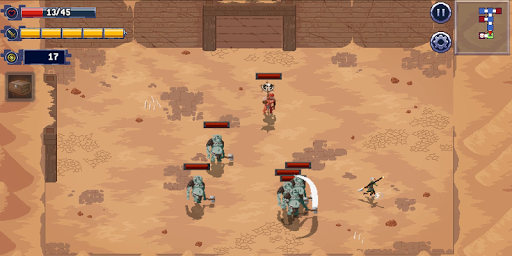 Télécharger Gratuit Innocent Warrior apk mod screenshots 2