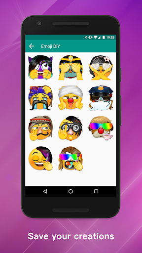 玩免費攝影APP|下載Emoji DIY! Customize Emoji! app不用錢|硬是要APP