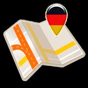 Map of Hamburg offline