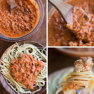 Fabulous Easy Bolognese Sauce