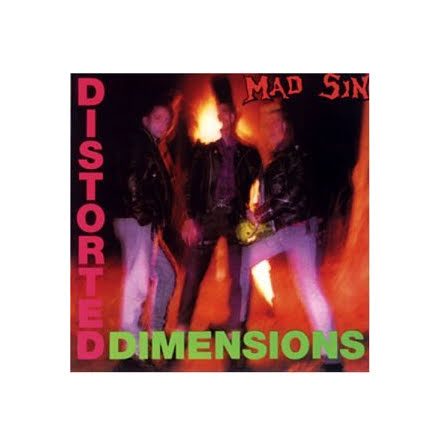 LP - Mad Sin - Distorted Dimensions