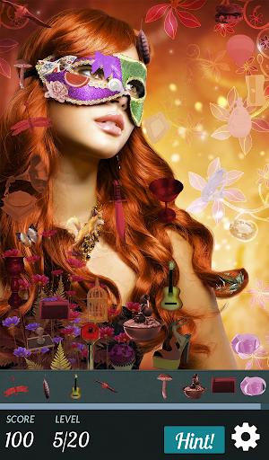 Hidden Object - Masquerade