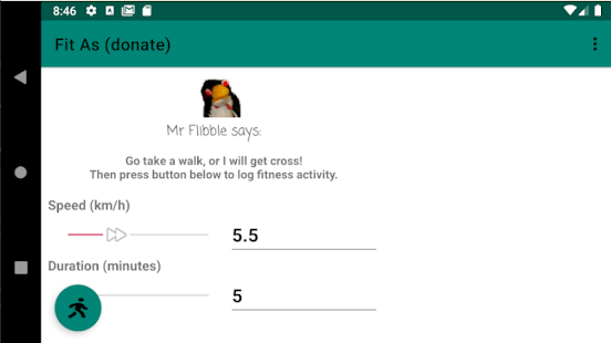 Download Fit As (donate) For PC Windows and Mac apk screenshot 2