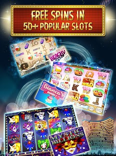 Vegas World Casino: Free Slots, Best Slot Machines - náhled