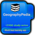GeographyPedia 5900 Study Notes,Concepts & Quizzes icon