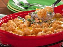 Minnesota Hot Dish Casserole Recipe