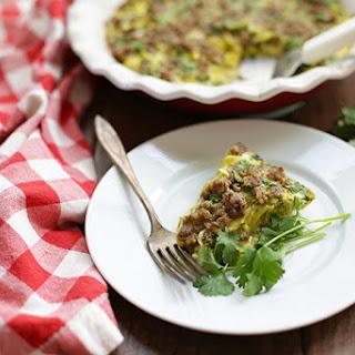 Sausage and Veggie Breakfast Bake