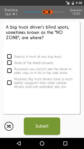 Ultimate DMV Practice Tests  screenshots 2