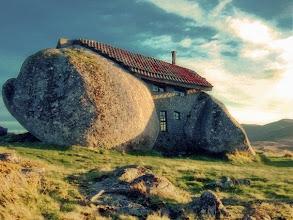 Photo: casa do penedo (Fafe mountains, Portugal)