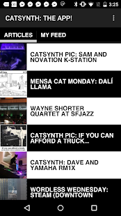 CatSynth: The App!- screenshot thumbnail