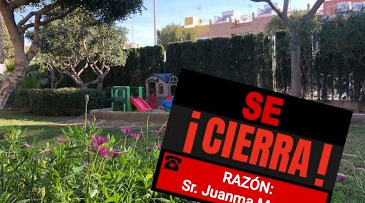 Vende su casa en Almería para no tener que cerrar la guardería